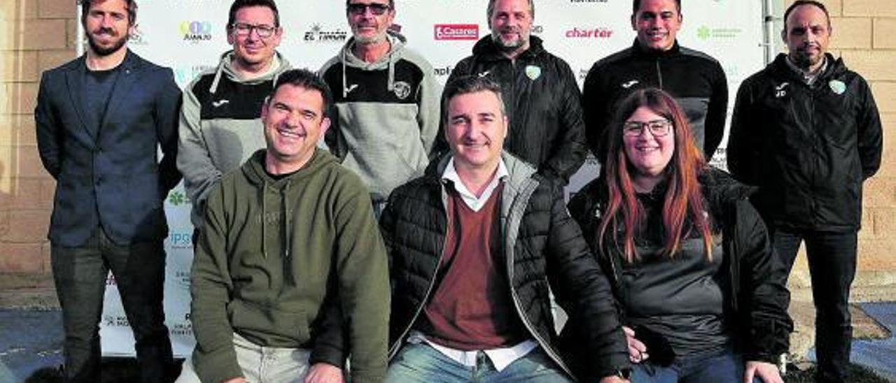 La nueva directiva del Athletic Foios Club está haciendo impoirtantes cambios en su primer año.   .F.AC.F.
