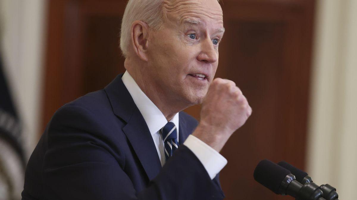 """Biden: """"China no se convertirá en el líder mundial mientras yo sea presidente"""""""