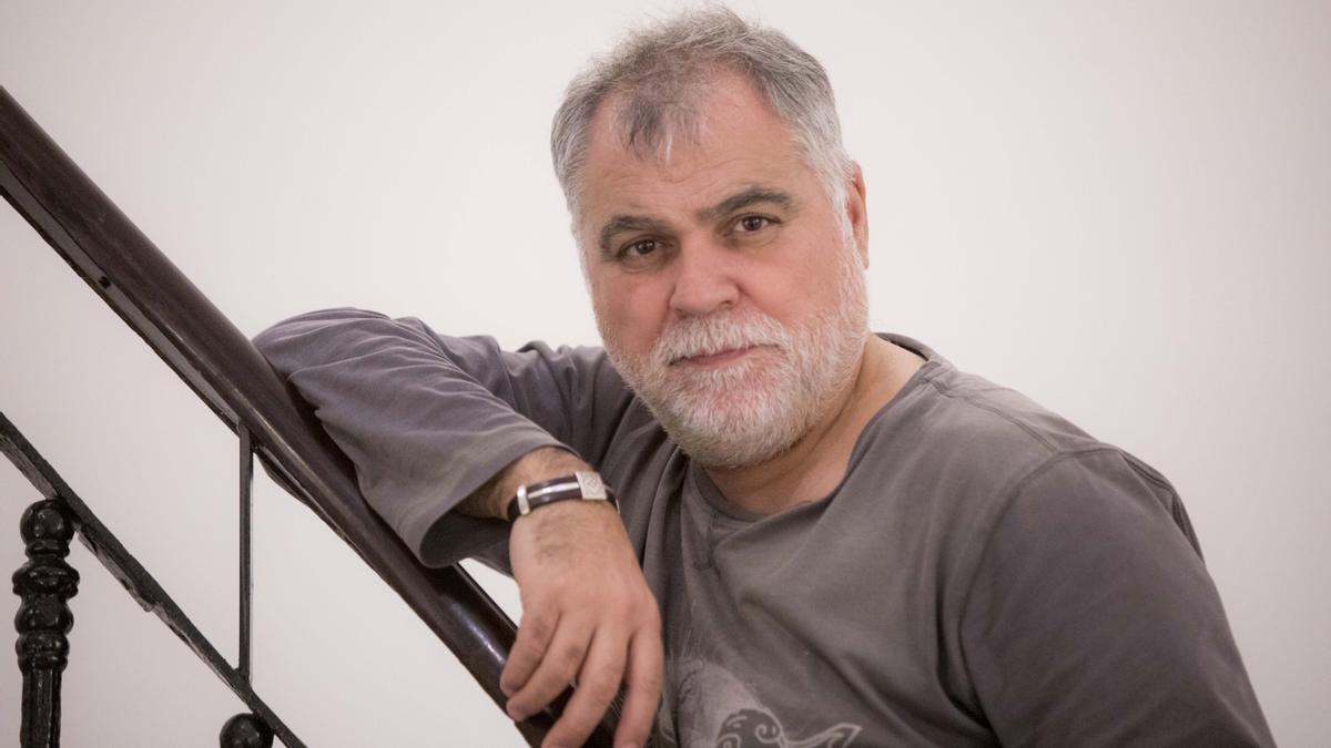 El cineasta Benito Zambrano