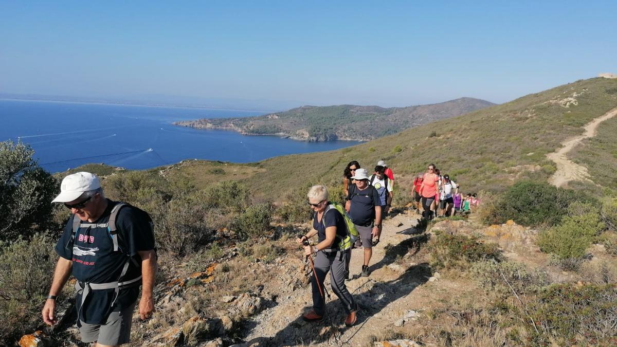 La comarca ofereix moltes rutes per als senderistes