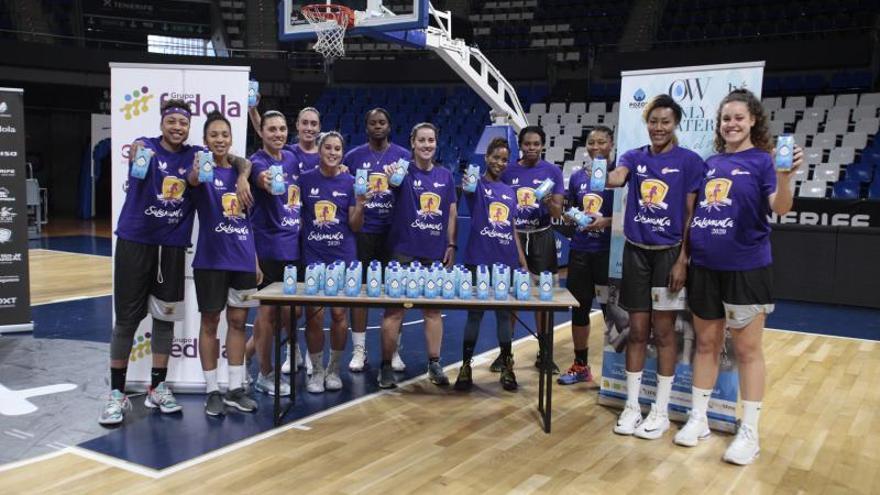 Media Day previo a la Copa de la Reina del Clarinos