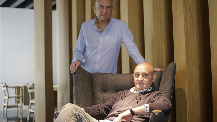 Toño Pérez y José Polo, Empresarios del Año 2021