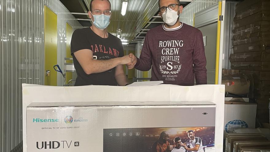 Nuevos videomarcadores para la lucha canaria