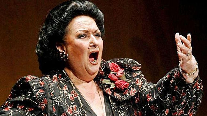 Un año sin Montserrat Caballé