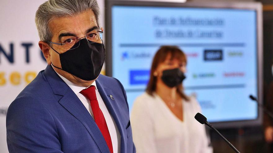 Canarias refinancia 2.713 millones de su deuda en siete años y ahorra intereses
