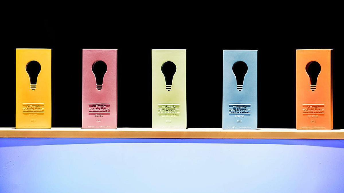 La octava edición del certamen premia el talento valenciano a través de cinco categorías.