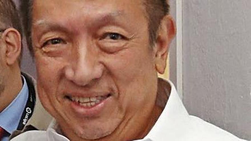 Peter Lim, en una imagen de archivo.