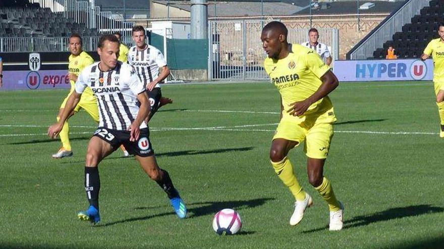 Empate gris y sin goles del Villarreal en Angers (0-0)