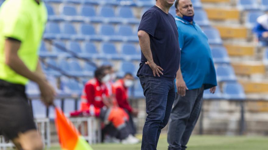 """Manolo Díaz: """"Ganar sería un paso importante, pero aún no hay nada asegurado"""""""