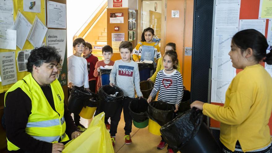 """Los """"guardianes"""" del buen reciclaje"""