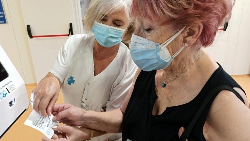 Al Trueta i al Santa Caterina, els pacients es converteixen en codis