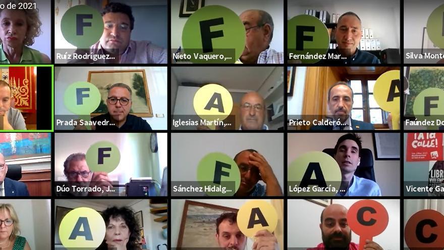 El PP y Requejo rompen la unidad de voto en la Diputación de Zamora por la bajada del IAE