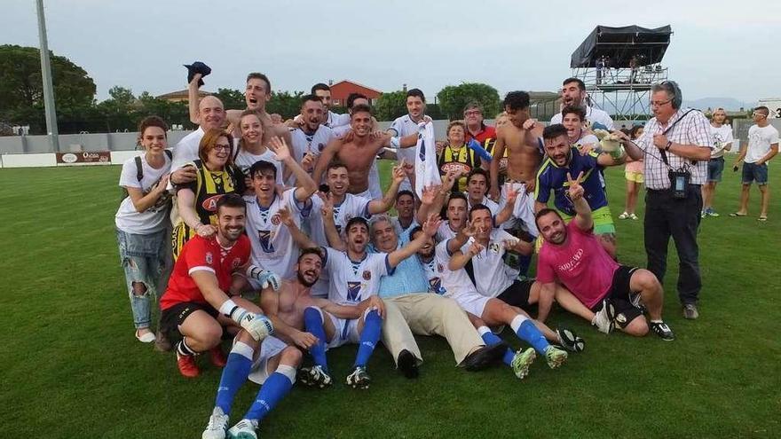 El Rápido de Bouzas, séptimo equipo gallego en la categoría