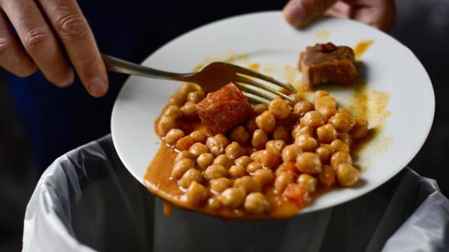 Uno de cada 10 españoles cree que el desperdicio de alimentos contribuye al cambio climático