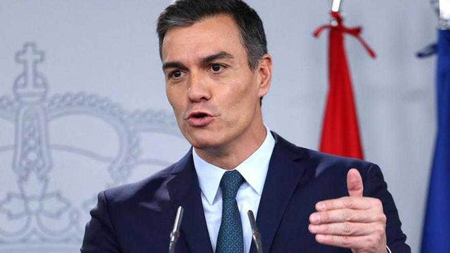 Así ha respondido Pedro Sánchez a los retos del siguiente curso político