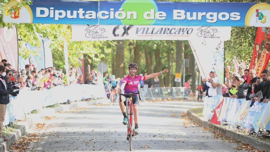 Felipe Orts suma y sigue con doblete en Burgos