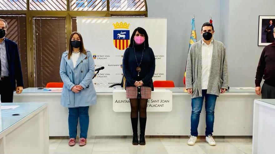 El PSOE de Sant Joan se desmarca y no acude a la lectura del manifiesto del 8-M