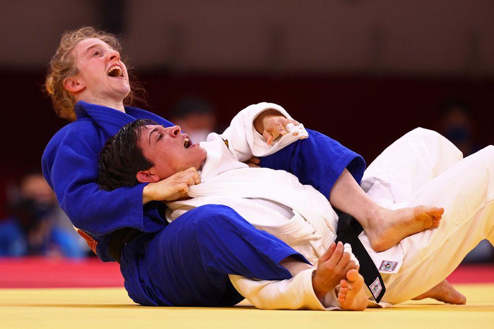 En imágenes la participación olímpica de la cordobesa Julia Figueroa