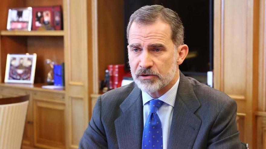 El Rey defiende la cooperación entre distintos niveles de gobierno frente a la pandemia
