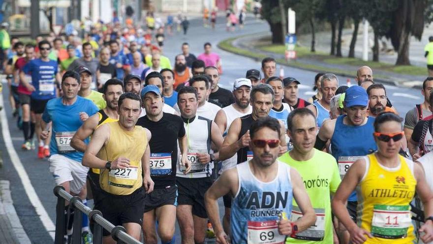 Día grande, domingo de maratón