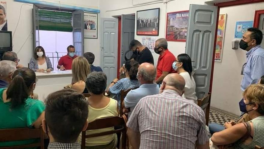 El PSOE de Navalmoral achaca los buenos datos de empleo local a distintas medidas y ayudas