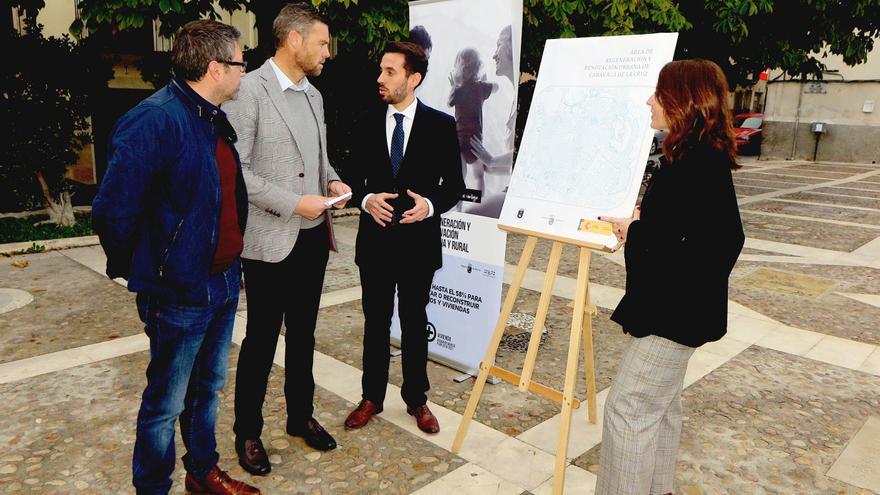 La Comunidad abre una nueva convocatoria de ayudas del Plan ARRU