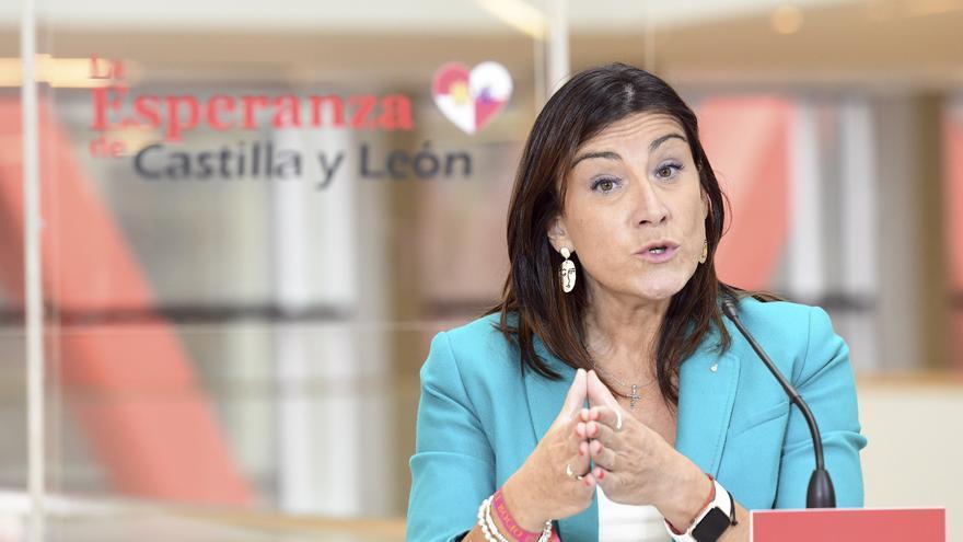 """Ana Sánchez: """"Quién iba a decir que hasta en el PSOE echaríamos de menos a Juan Vicente Herrera"""""""