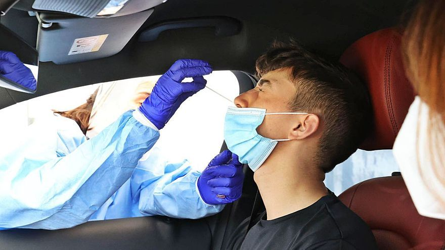La pandemia se desboca en la ciudad: 446 contagios en una semana