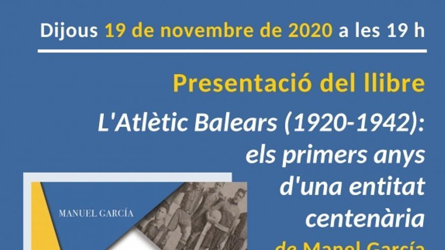 L'Atlétic Balears (1920-1942): els primers anys d'una entitat centenària