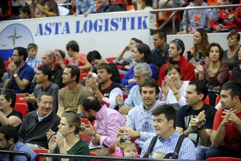 Fotogalería del CAI Zaragoza-UCAM Murcia
