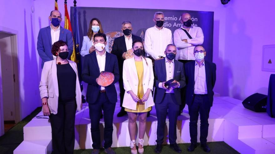 El Ayuntamiento de Aínsa-Sobrarbe y la Fundación para la Conservación del Quebrantahuesos, Premio Aragón Medio Ambiente Aragón 2021