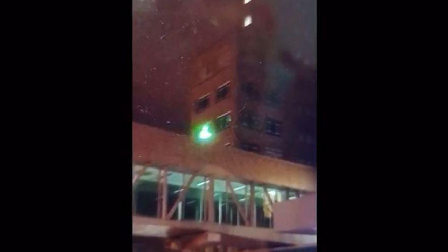 Denunciados siete residentes por una fiesta con alcohol en el hospital Miguel Servet