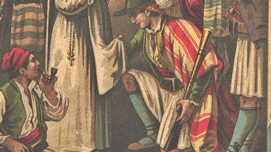 Jaume El Barbut, el héroe o el villano de Crevillent