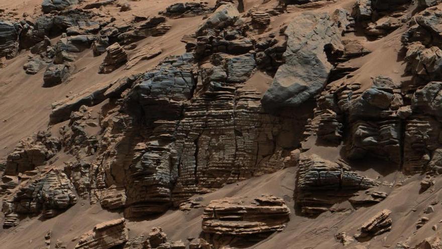 Marte reunió condiciones para la vida hace entre 3.800 y 3.100 millones de años