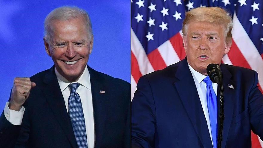 ¿Podría haber un empate entre Biden y Trump?