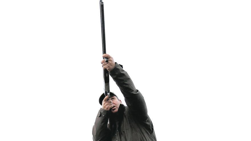 Los cazadores se levantan en armas