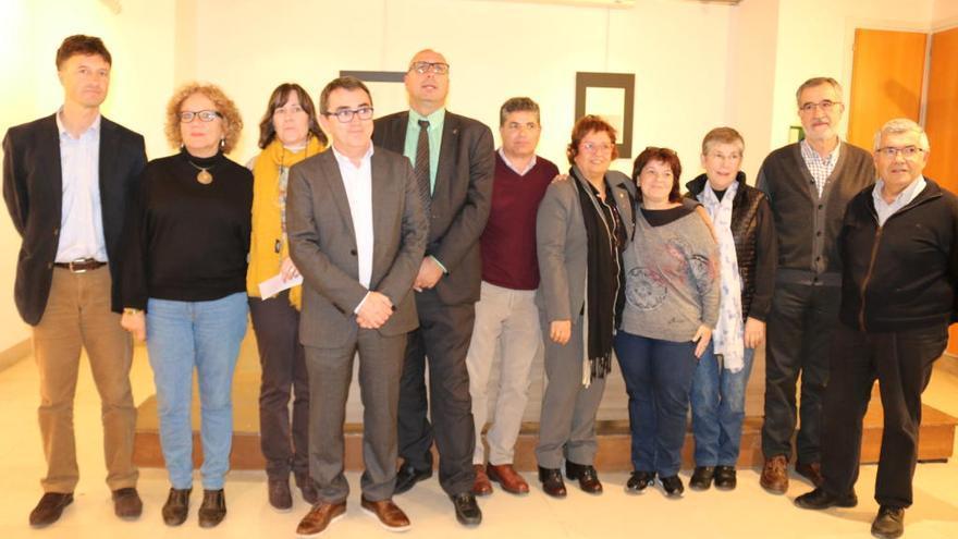El càmping Illa Mateua de l'Escala dóna 20.000 euros a cinc entitats i ONG's