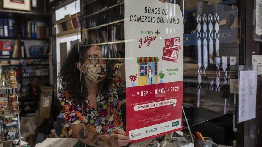 Nueva campaña de bonos comerciales para Zamora en 2021