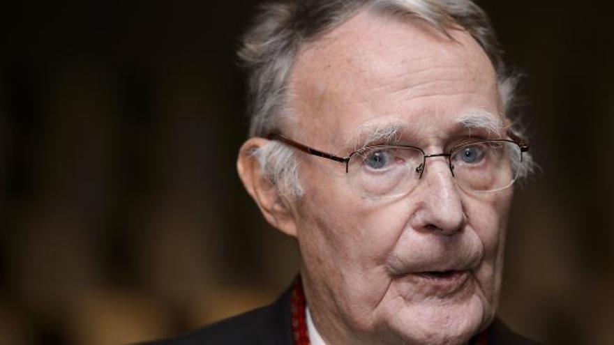 Muere el fundador de Ikea, Ingvar Krampad