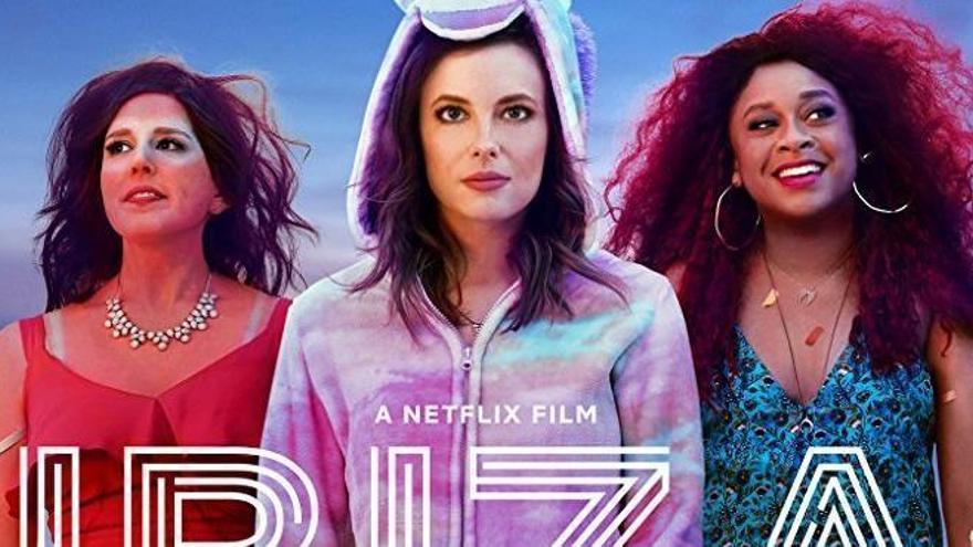 Netflix estrena la comedia ´Ibiza´ el próximo 25 de mayo