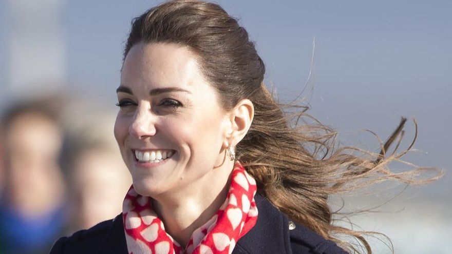 A Kate Middleton le gusta el 'Made in Spain'