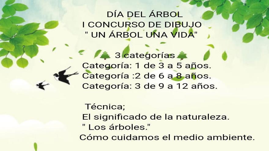 Un concurso de dibujo infantil conmemorará el Día del Árbol en Toro