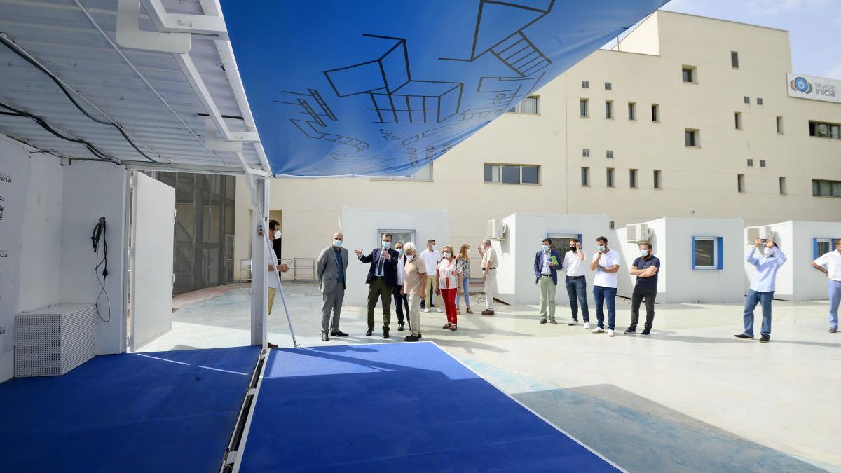 El centro de iniciativas municipales acogerá nuevos espacios para emprendedores. a. M.
