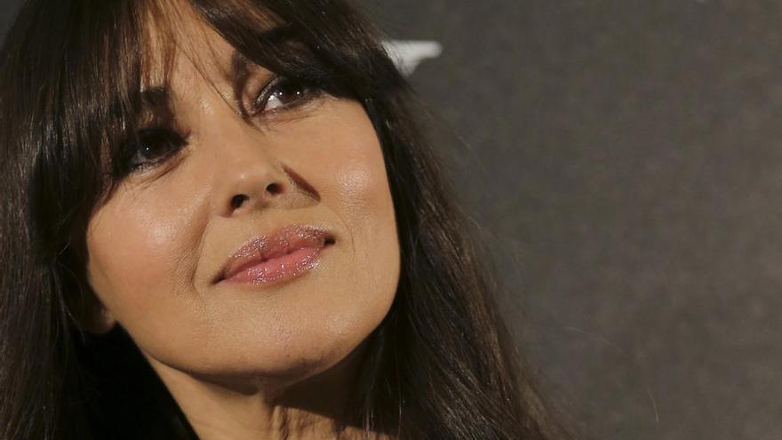 """Monica Bellucci: """"El amor y la sexualidad no dependen de la edad"""""""