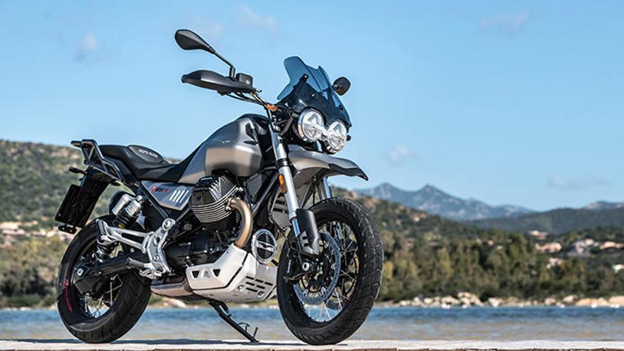 Casa Capó presenta la Moto Guzzi V85 TT y la nueva V85 Travel Pack