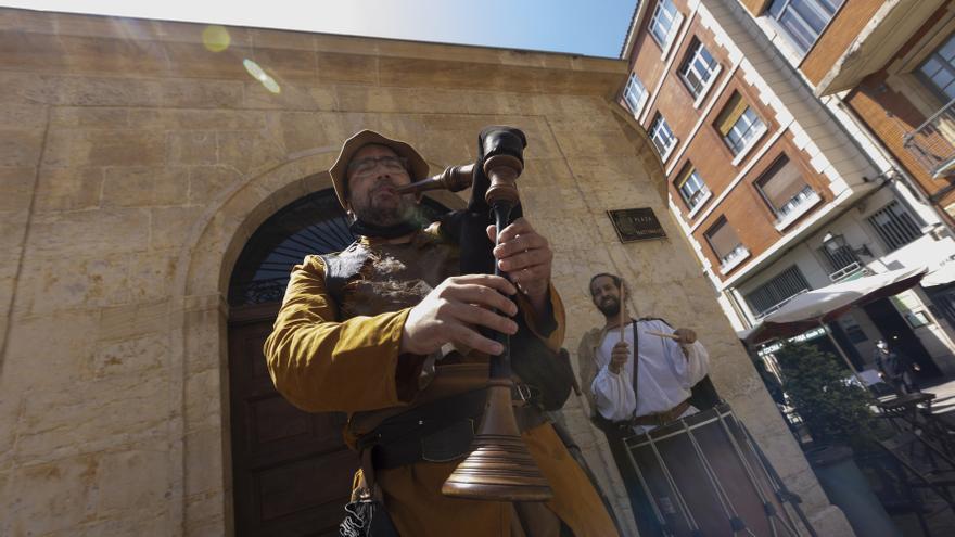Concierto de músicas antiguas en Oviedo