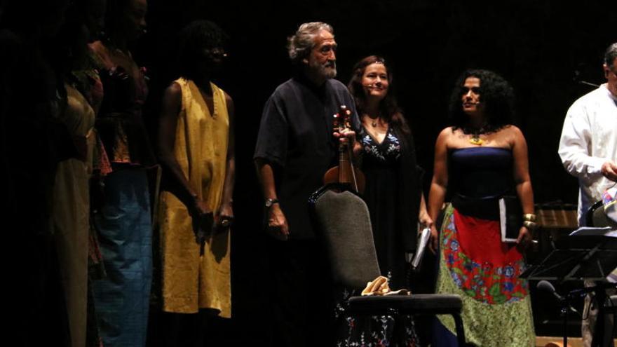 Les músiques colonials de Jordi Savall visiten finalment Barcelona dins del Festival Grec