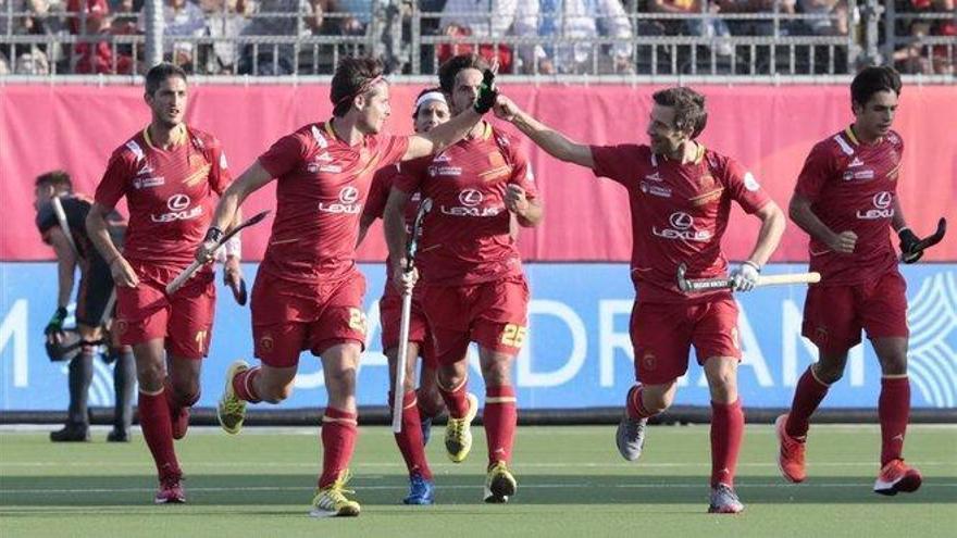 España tumba a Holanda y se mete en la final del Europeo de hockey hierba