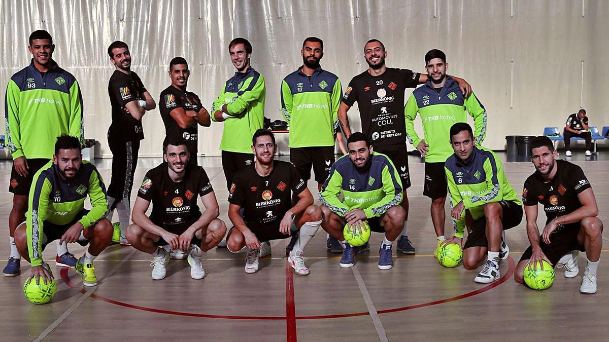 El Palma visita hoy al Córdoba antes de su 'semana grande'