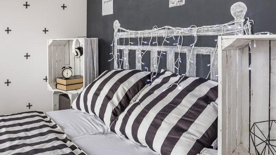 Cabeceros de cama 'low cost'